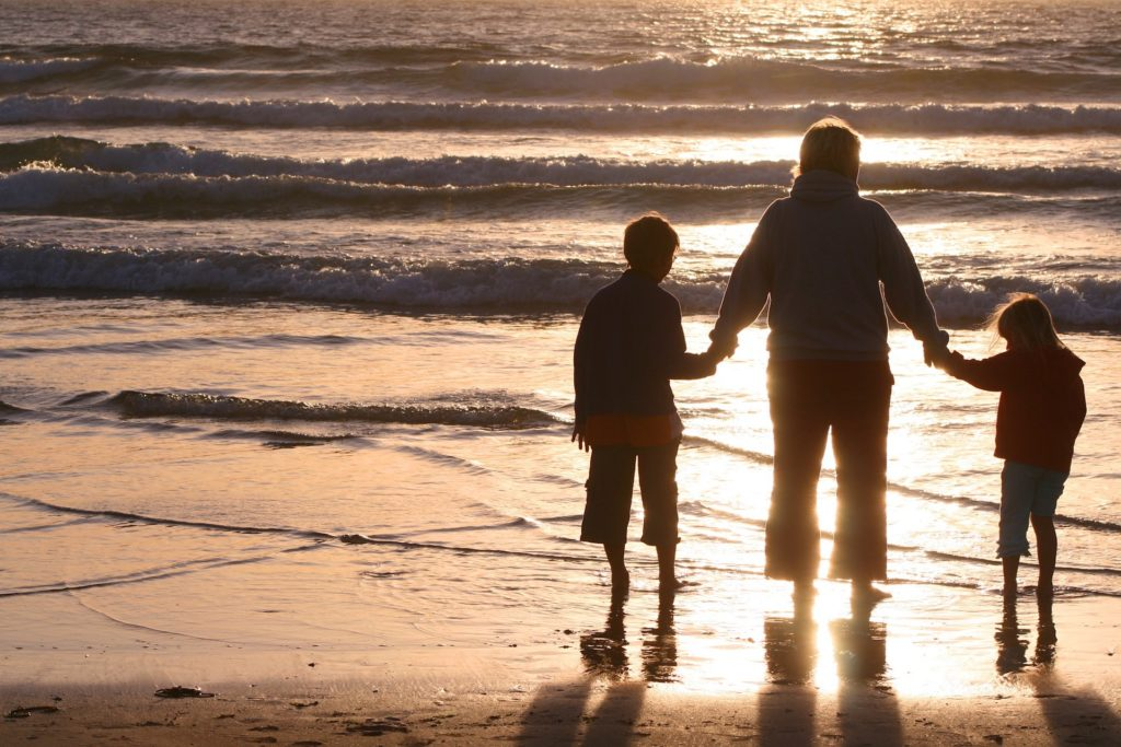 Familienurlaub in der Natur